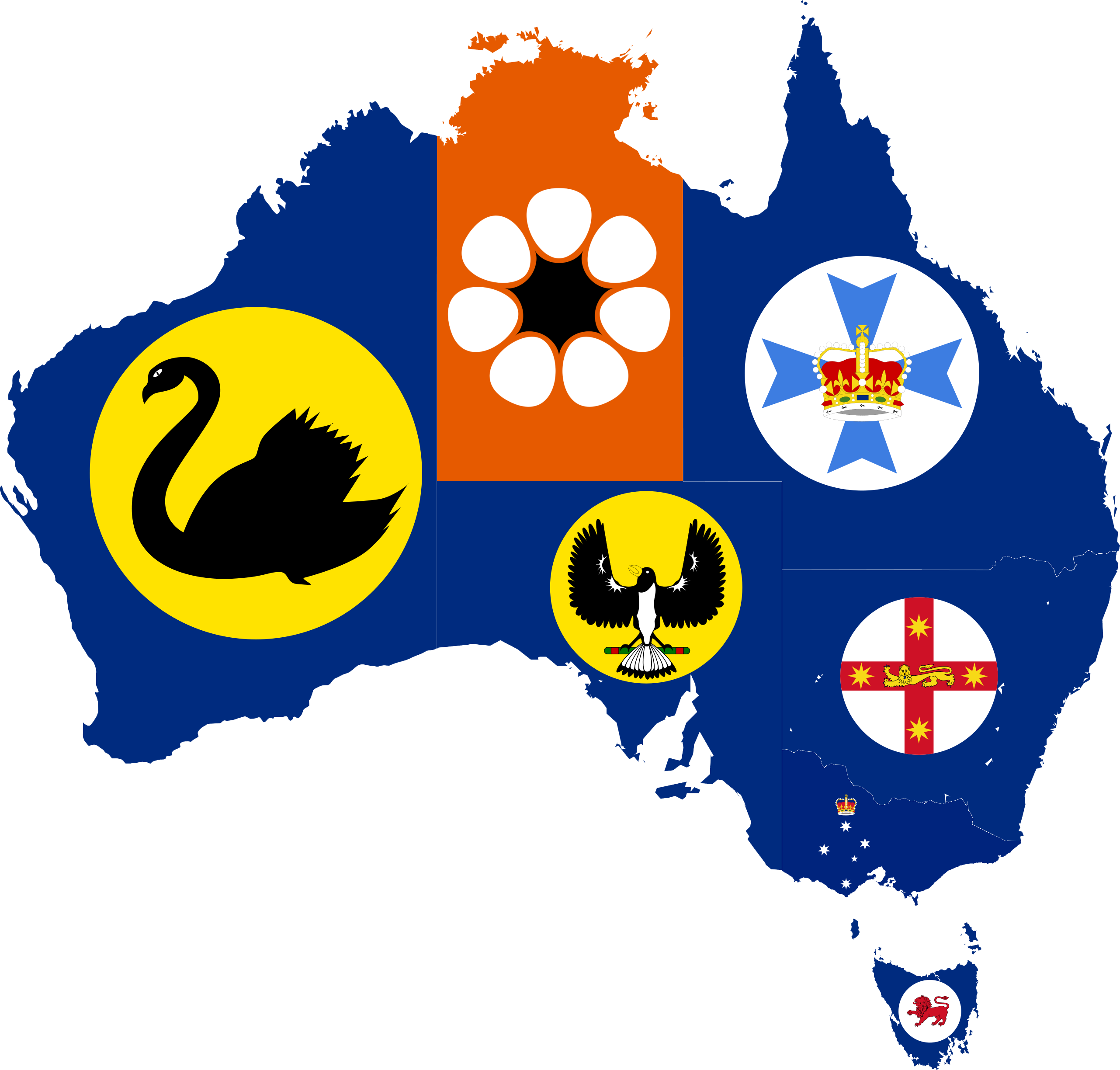 Flag-map_of_States_and_territories_of_Australia